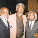 Stix Hooper, Morgan Freeman, Gerald Wilson