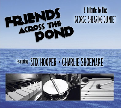 Friends across the pond - Stix Hooper
