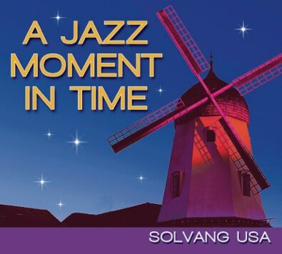 A Jazz Moment in Time - Stix Hooper