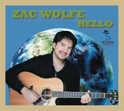 Hello - Zac Wolfe - Stix Hooper